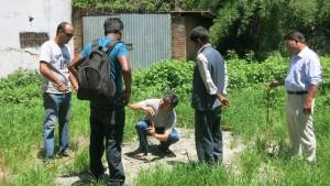 NO.20サムドゥラタール村への支援①